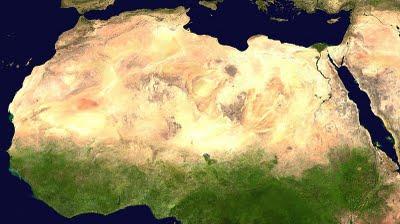 Сахара-највећа пустиња на свету