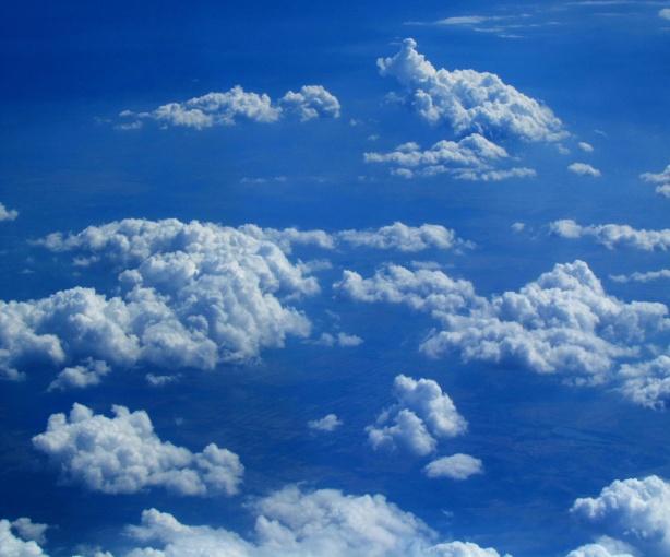 Кораци к'о лаки облаци