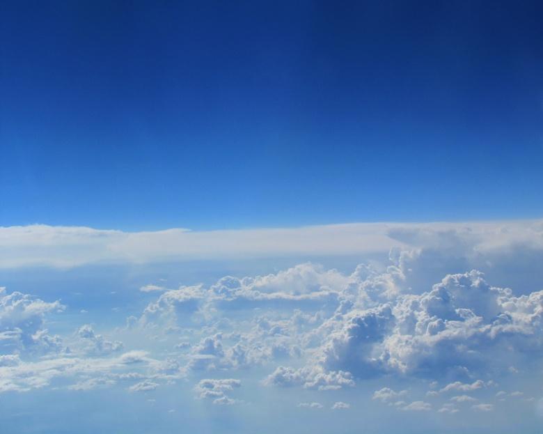 Небо изнад Србије