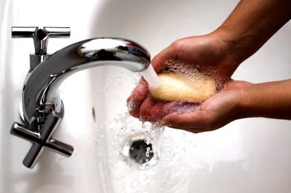 Индустрија сапуна, детерџената
