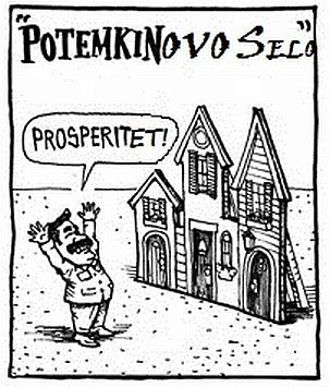 Потемкинова села
