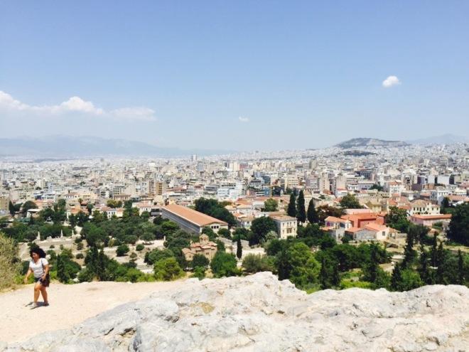 Поглед са Акропоља