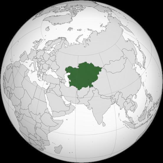 Средња Азија